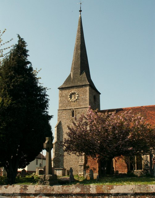 St. Andrew's church, Great Cornard, Suffolk