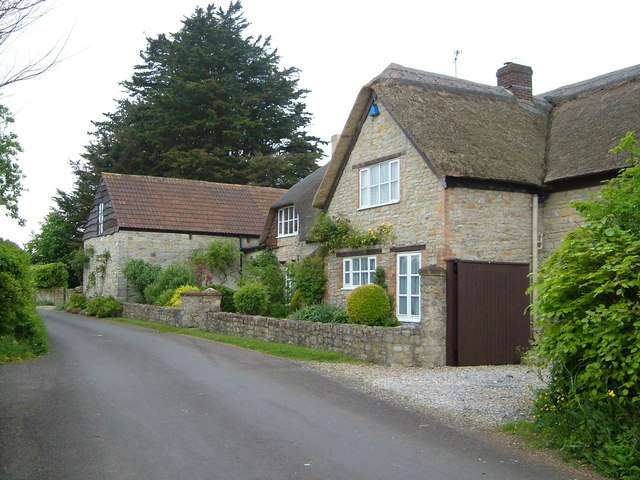 Cottages on Cold Road