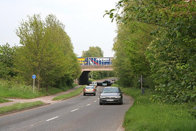 Leicester Lane, Enderby
