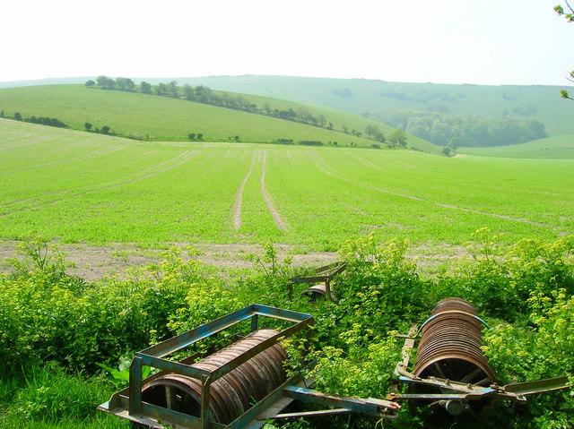 Middle Brow, near Folkington