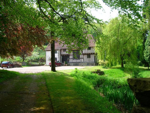 Filching Manor