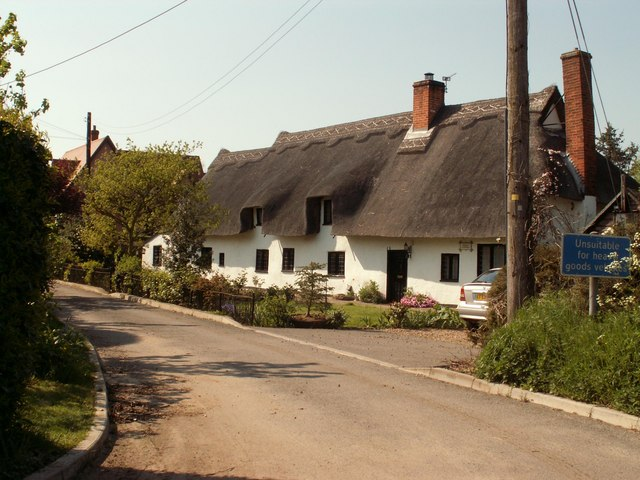 Cottages at Henny Street, Essex