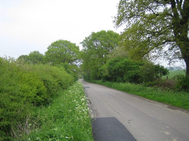Markyate: Buckwood Road