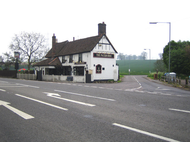 Kensworth: The Packhorse Public House