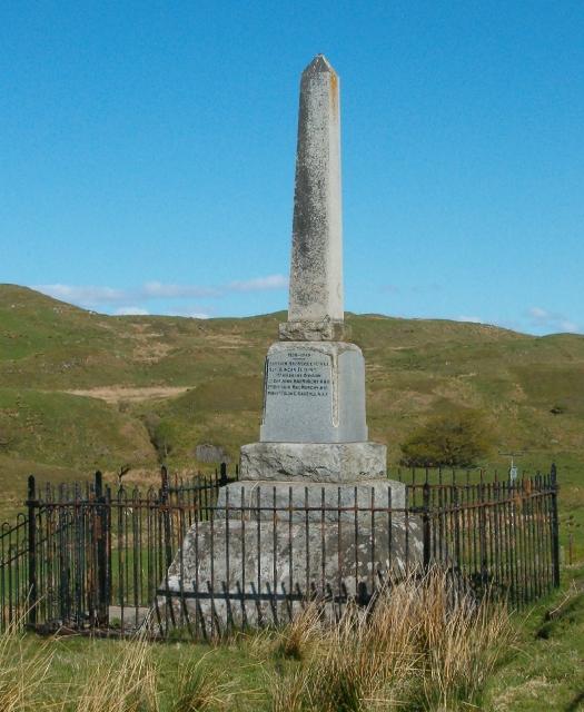 Isle of Luing War Memorial