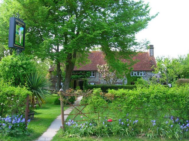 Cricketers Arms, Berwick