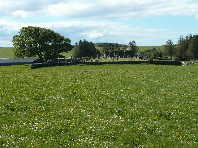 Graveyard at Kilchatton