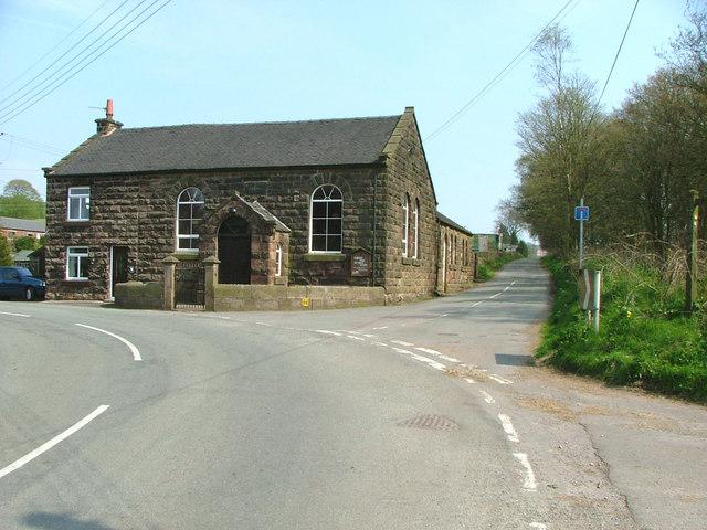 Biddulph Park Methodist Chapel