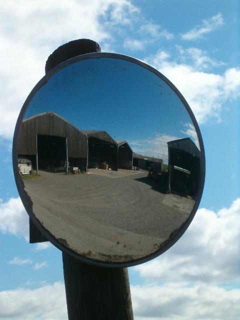 Farmyard at Kilchatton