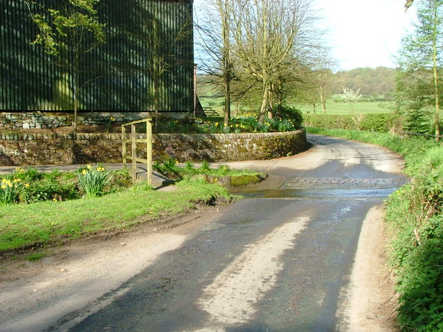 Ford and Footbridge