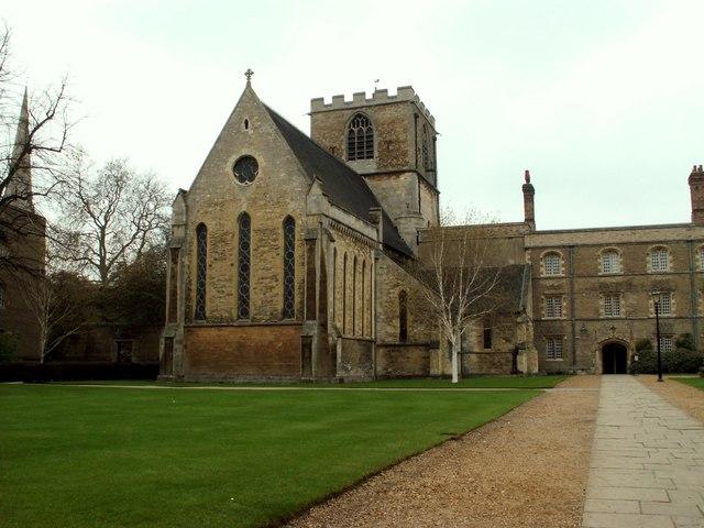 Jesus College Chapel, Cambridge