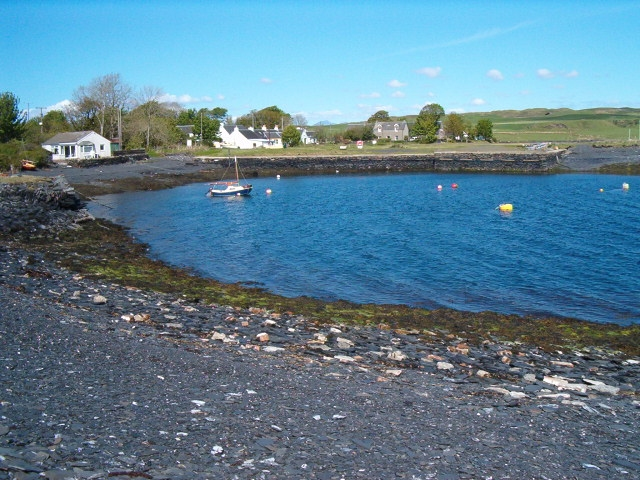 Toberonochy Harbour