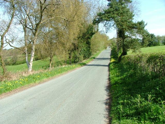 Devil's Lane, Longsdon