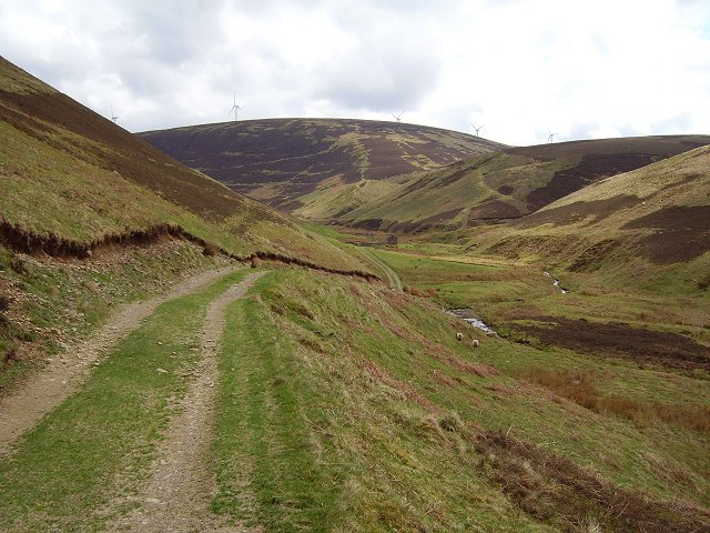 Glen of the South Esk