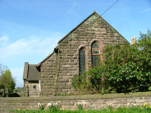Lask Edge Methodist Chapel