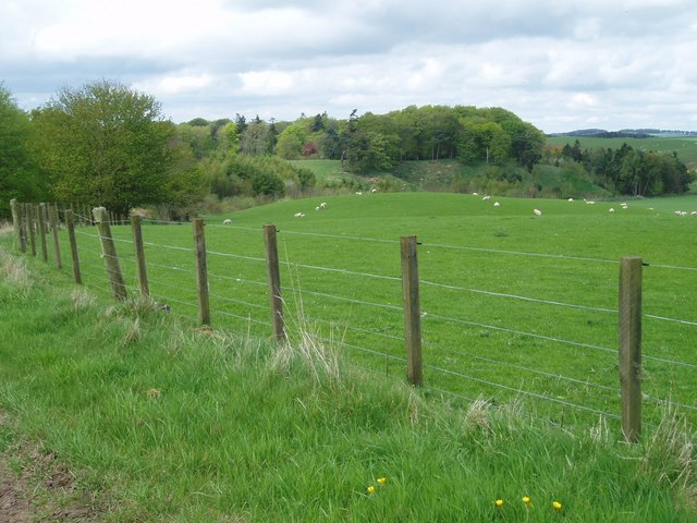 South Lanarkshire countryside