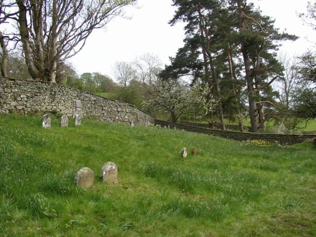 Quaker burial ground, Colthouse, Claife