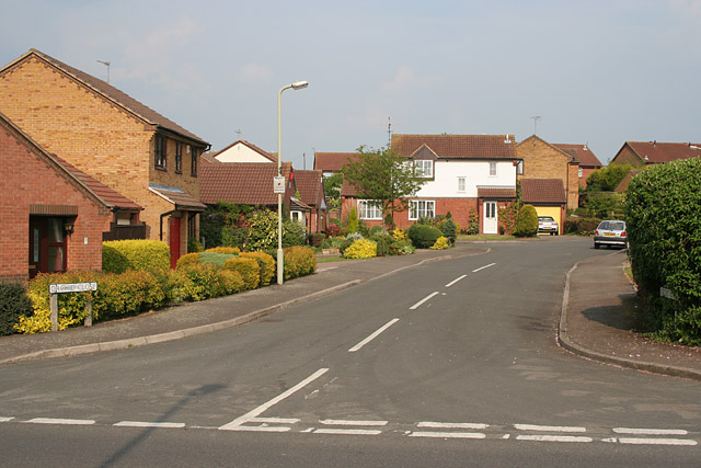Orchid Street, Enderby