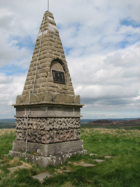 Monument to the 2nd Earl of Hyndford