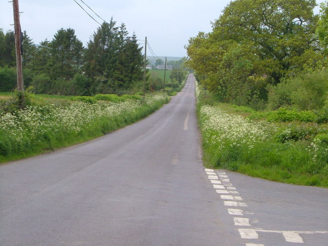 New Road near Whitty
