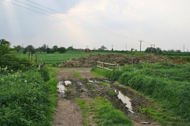 Farmland at The Ashlands, Enderby