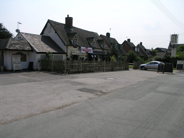 The Shrewsbury Inn