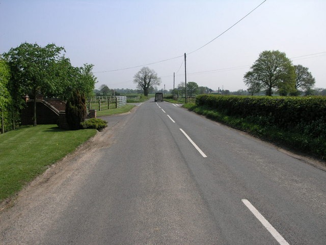 Crossroads and Trailer