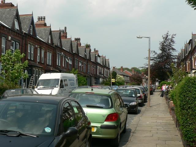Estcourt Terrace, Headingley