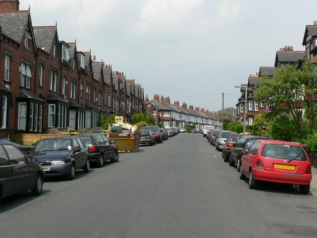 Estcourt Avenue, Headingley