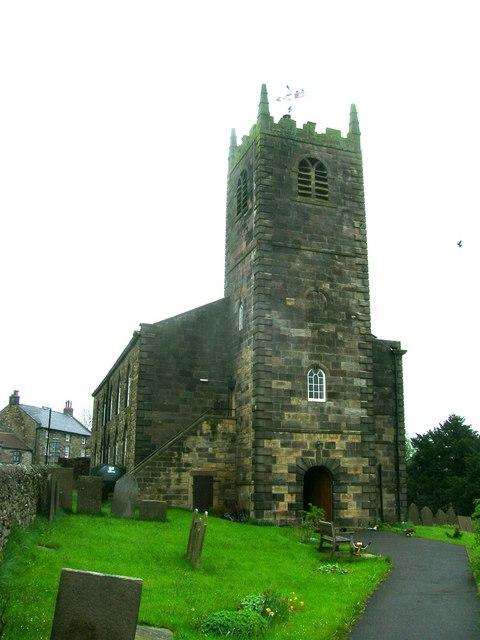 Longnor Parish Church