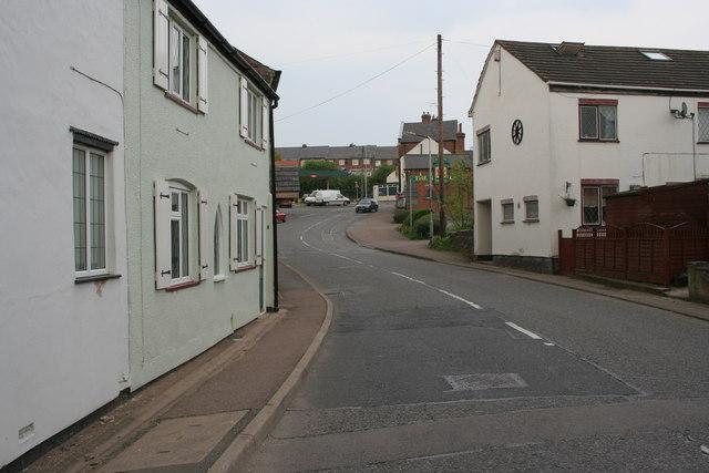 Main Street, Huncote, Leicestershire