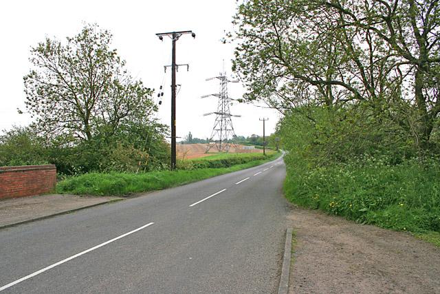 Thurlaston Lane, Leicestershire