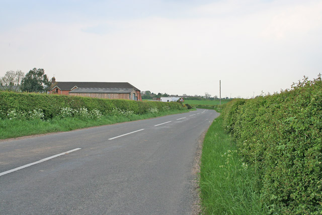 Englands Farm, Croft Road, Thurlaston