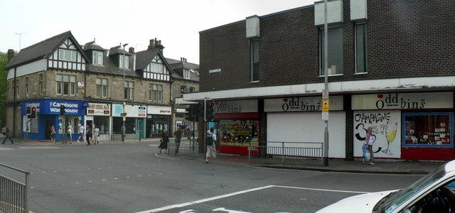 North Lane and Otley Road, Headingley
