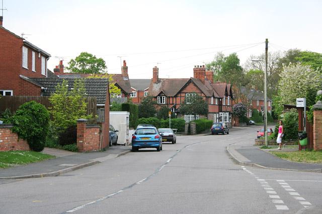 Main Street, Thurlaston, Leicestershire