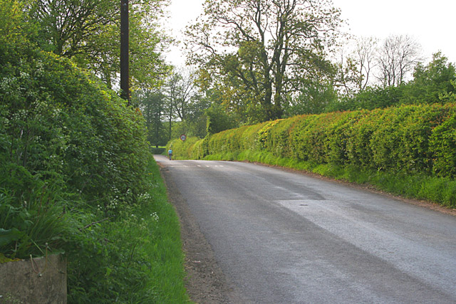 Enderby Road, Thurlaston