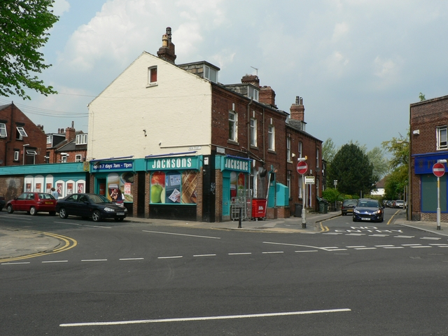 Ash Road and Ash Terrace, Headingley