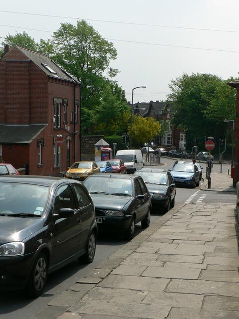 South Parade, Headingley