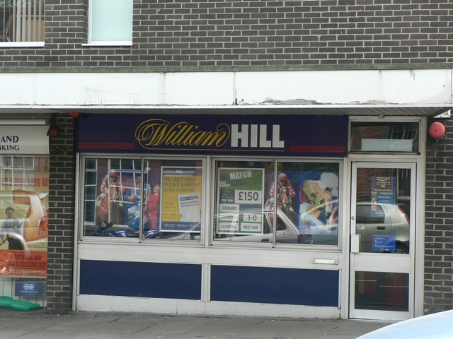 William Hill, Bookmakers, 9 North Lane, Headingley