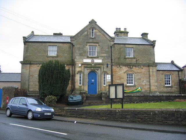 Alston Police Station