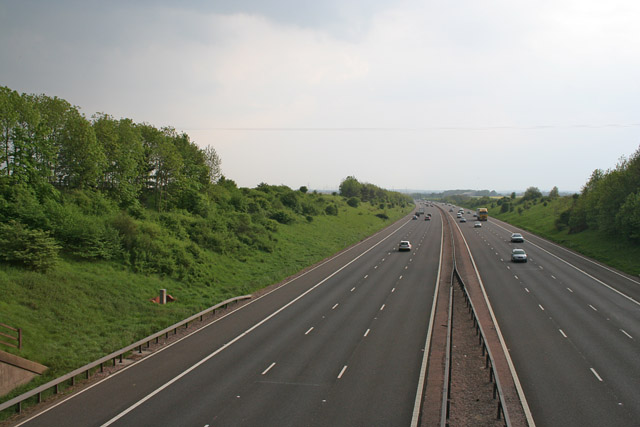 M69, Leicestershire