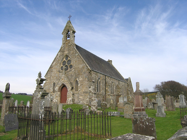 Kilmory Church of Scotland Arran