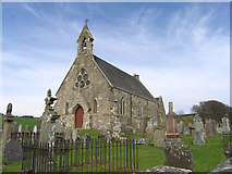 NR9621 : Kilmory Church of Scotland Arran by Peter Amsden