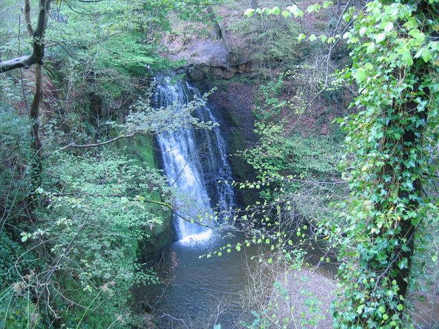 Falling Foss, near Littlebeck