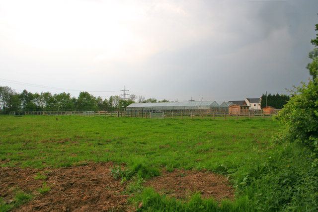Pingle Farm near Enderby