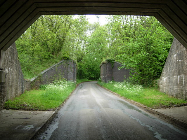 M1 and Great Central bridges near Ashby Magna