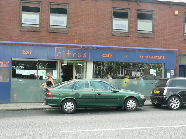 Citrus Cafe Bar, 13a North Lane, Headingley