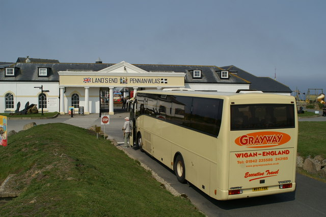The Last Coach Stop in England
