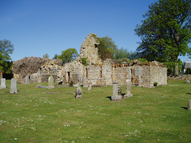 The Old Church of St Andrew, Gullane