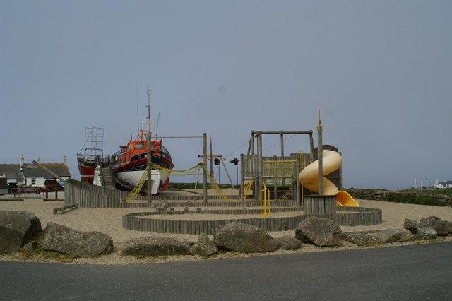 The Last Children's Playground in England